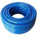 ขาย สายยาง สีน้ำเงินอย่างดี 5หุน 20เมตร ใหม่
