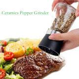 ขาย ซื้อ Salt And Pepper Mill Grinder Glass Pepper Grinder Shaker Spice Salt Container Condiment Jar Holder New Ceramic Grinding Bottles3 Intl จีน