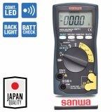 ขาย ซื้อ Sanwa ดิจิตอล มัลติมิเตอร์ รุ่น Cd771