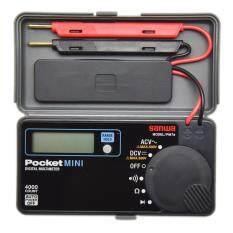 ซื้อ Sanwa Pocket ดิจิตอล มัลติมิเตอร์ รุ่น Pm7A ออนไลน์