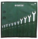 ขาย ซื้อ ออนไลน์ Sata Combination Wrench Set 11Pc Metric รุ่น 09064 สีเขียว