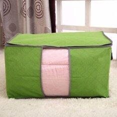 ขาย ซื้อ Savfy กล่องผ้าจัดระเบียบพับเก็บได้ เก็บหมอนได้ กรุงเทพมหานคร