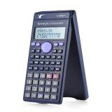 ขาย Scientific Calculator Counter 240 Functions 2 Line Lcd Display Business Office Middle High Sch**l Student Sat Ap Test Calculate Grey Intl Unbranded Generic ถูก