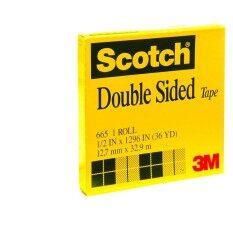 โปรโมชั่น Scotch® เทปใสกาวสองหน้า Double Sided Tape Refill Rolls ใน กรุงเทพมหานคร
