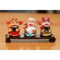 Seasunfengshui ฮกลกซิ่ว เทพเจ้าจีน สัญลักษณ์ความเป็นมงคล.