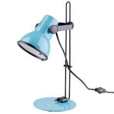 ราคา ราคาถูกที่สุด โคมไฟตั้งโต๊ะ Seco รุ่น Te 5240 สีฟ้า 11X9 5X30ซม