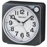 ซื้อ Seiko นาฬิกาปลุก Beep Alarm Clock Snooze Qhe118K สีบอร์นดำ Seiko ถูก