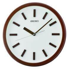ซื้อ Seiko Clocks นาฬิกาแขวน รุ่น Qxa681B ถูก สมุทรปราการ