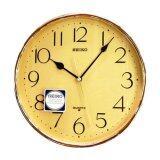 ขาย Seiko นาฬิกาแขวน รุ่น Qxa001Y สีทอง Seiko ถูก