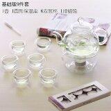 สินค้ายังคงเป็นผลไม้ชาแดงชาถ้วยดอกไม้กาน้ำชา Thailand