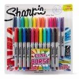 ราคา Sharpie ปากกามาร์กเกอร์ 3 Mm ชาร์ปี้ Ultra Fine 24 สี Limited Edition ใน กรุงเทพมหานคร
