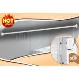 ซื้อ Shower Curtain Rod ราวม่านห้องน้ำ ราวห้องน้ำ ราวแบบไม่เจาะผนัง ม่านห้องน้ำ ขนาด 120 200 Cm ขาว รุ่น Botar ถูก ไทย