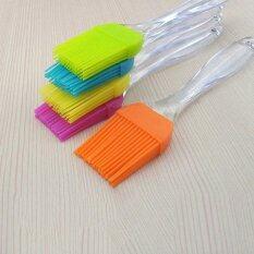 Silicone Baking Cooking Bbq Basting Brush Multipurpose Kitchen Utensil Tool.