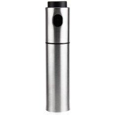 ขาย Silver Stainless Steel Olive Oil Spraying Bottle Vinegar Sprayer 135Ml Intl Unbranded Generic ถูก