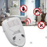 ราคา Sinlin เครื่องไล่ยุง หนู แมลงสาป และสัตว์ขนาดเล็ก Electronic Ultrasonic Pest Repelling รุ่น Eup 003 White ใหม่