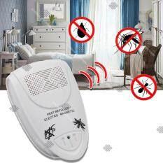 ราคา Sinlin เครื่องไล่ยุง หนู แมลงสาป และสัตว์ขนาดเล็ก Electronic Ultrasonic Pest Repelling รุ่น Eup 003 White Sinlin กรุงเทพมหานคร