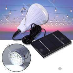 ซื้อ Sinlin โคมไฟ Led พลังงานแสงอาทิตย์ พร้อมรีโมทคอนโทรล Solar Bulb Dc 6V 20 Led With Remote Control ใน Thailand