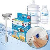 ส่วนลด Sinlin หัวกดน้ำอัตโนมัติ แบบอเนกประสงค์ ชนิดพกพา The Magic Tap Drinks Dispenser รุ่น Mgt 201 Ag White Sinlin ใน Thailand