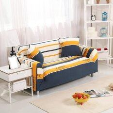 ทบทวน Slipcover 3 Seat Stretch Sofa Couch Cover Loveseat Chair Seat Cover Home Decor 190 230 Cm 4 Intl Unbranded Generic