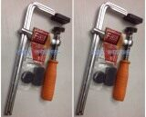 ซื้อ Smart Tools Shop F Clampปากกาจับงานไม้ ปากกาตัวเอฟ8นิ้ว แพ๊คคู่ Unbranded Generic ออนไลน์