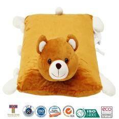 ราคา หมอนเด็ก หมอนข้างเด็ก หมอนยางพาราสำหรับเด็ก ใช้หนุนและเป็นหมอนข้างได้ การ์ตูนรูปหมี ออนไลน์