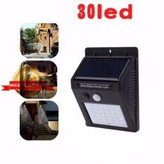 ขาย Solar โคมไฟโซล่าเซลล์ 30 Led Motion Daylight Generice ผู้ค้าส่ง