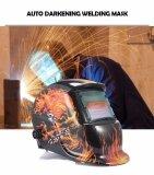 ซื้อ Solar Auto Darkening Welding Mask Helmet Electric Weld Cap Intl Unbranded Generic ถูก