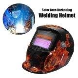 ขาย Solar Energy Auto Welders Darkening Welding Helmet Electrica Tig Grinding Mask Intl Unbranded Generic