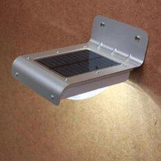 ส่วนลด Solar Expert โคมไฟโซล่าเซลล์ Solar Led ติดกำแพงกันขโมย Solar Expert
