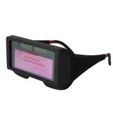 ราคา Solar Powered Auto Darkening Welding Glasses Eye Protection Equipment Intl ออนไลน์
