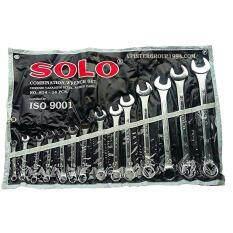 ซื้อ Solo ชุดประแจแหวนข้างปากตาย รุ่น814 แบบ14ตัว ชุด ขนาด 8 26 นิ้ว Solo ออนไลน์