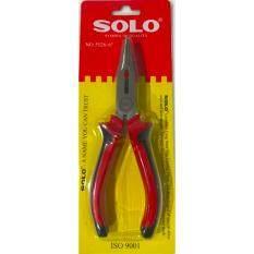 Solo คีมปากแหลม No 5526 6 Solo ถูก ใน กรุงเทพมหานคร