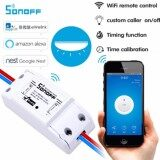 ขาย Sonoff Wifi Wireless Smart Switch Module Abs Shell Socket For Diy Home For Sonoff Itead