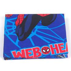 ซื้อ Spiderman ผ้าปูที่นอน 3 5 ฟุต 2 ชิ้น ใหม่ล่าสุด