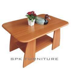ขาย Spk Shop โต๊ะกลางโซฟาไม้เมลามีน รุ่น บอสตัน สีบีช เป็นต้นฉบับ