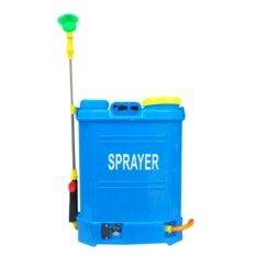 ทบทวน ที่สุด ถังพ่นยาแบตเตอร์รี่ไฟฟ้าตรา Sprayer 16 ลิตร