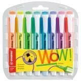 ขาย Stabilo สตาบิโล Swing Cool ปากกาเน้นข้อความ Swing Cool In Wallet ชุด 8 สี ถูก กรุงเทพมหานคร