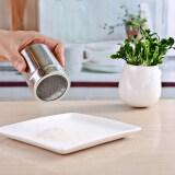 ซื้อ Stainless Steel Chocolate Shaker Powder Icing Sugar Cocoa Cappuccino ใน Thailand