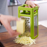 ส่วนลด Stainless Steel Foldable Stereo Super Fruit Vegetable Grater Slicer Peeler Dicer Clever Cutter Food Chop Kitchen Tool Accessories Intl None ใน จีน