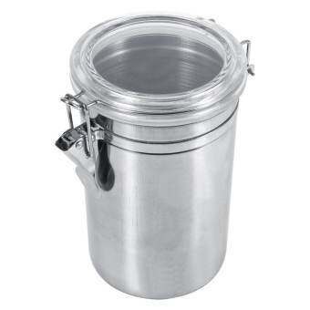 epayst Stainless Steel Kitchen Food Storage Bottle Container (XL)-