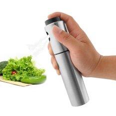 ราคา สแตนเลสซอสมะกอกน้ำ Mister สเปรย์ปั๊มปรับขวดน้ำมันหม้อทำอาหารเครื่องครัวเครื่องมือครัว Gadget เป็นต้นฉบับ