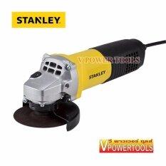 ส่วนลด Stanley เครื่องเจียร์ 4 วัตต์สูง 850W รุ่น Stgs8100 ลูกหมู