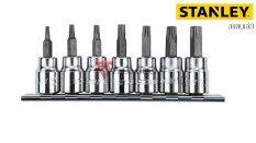 ขาย Stanley ชุดอุปกรณ์เสริมสำหรับด้ามขัน หัวจีบ Star ขนาด 3 8 นิ้ว 87 342 7 ชิ้น T15 T50 1 ชุด Unbranded Generic ผู้ค้าส่ง