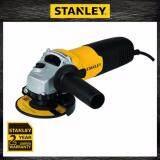 ซื้อ Stanley เครื่องเจียร์ Stgs6100 B1 4 680W เครื่องเจียร์มุมขนาดเล็ก Stanley ถูก
