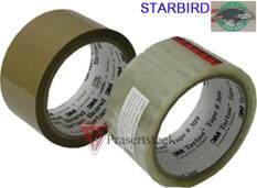 ขาย Starbird เทปพลาสติก Opp สีใส ขนาด 2 ยาว 45 หลา 6 ม้วน ใน กรุงเทพมหานคร