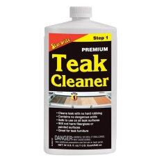 Starbrite น้ำยาทำความสะอาดไม้สักและไม้ชนิดต่างๆ (946ml) 32 Oz. Teak Cleaner.