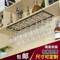 ขาย แขวนตู้เก็บไวน์บาร์วางแก้วที่วางแก้วแขวน ใหม่