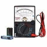 ราคา Sumwaมิเตอร์วัดกระแสไฟฟ้า แบบเข็ม รุ่น Yx 360Tr E L B Unbranded Generic เป็นต้นฉบับ