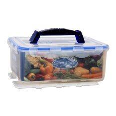 ขาย ซื้อ กล่องอาหาร Super Lock 22 X 28 5 X 11 5 Cm