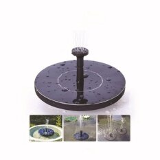 ขาย Super Star Mall Solar Bird Bath Fountain Pump Outdoor Watering Submersible Pump Free Standing Water Pumps With 1 4W Solar Panel For Garden Pool Pond Patio Intl ผู้ค้าส่ง